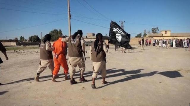 """ISIS """"executou"""" 232 pessoas perto da cidade iraquiana de Mosul e levou dezenas de milhares de pessoas como escudos humanos, segundo a ONU"""