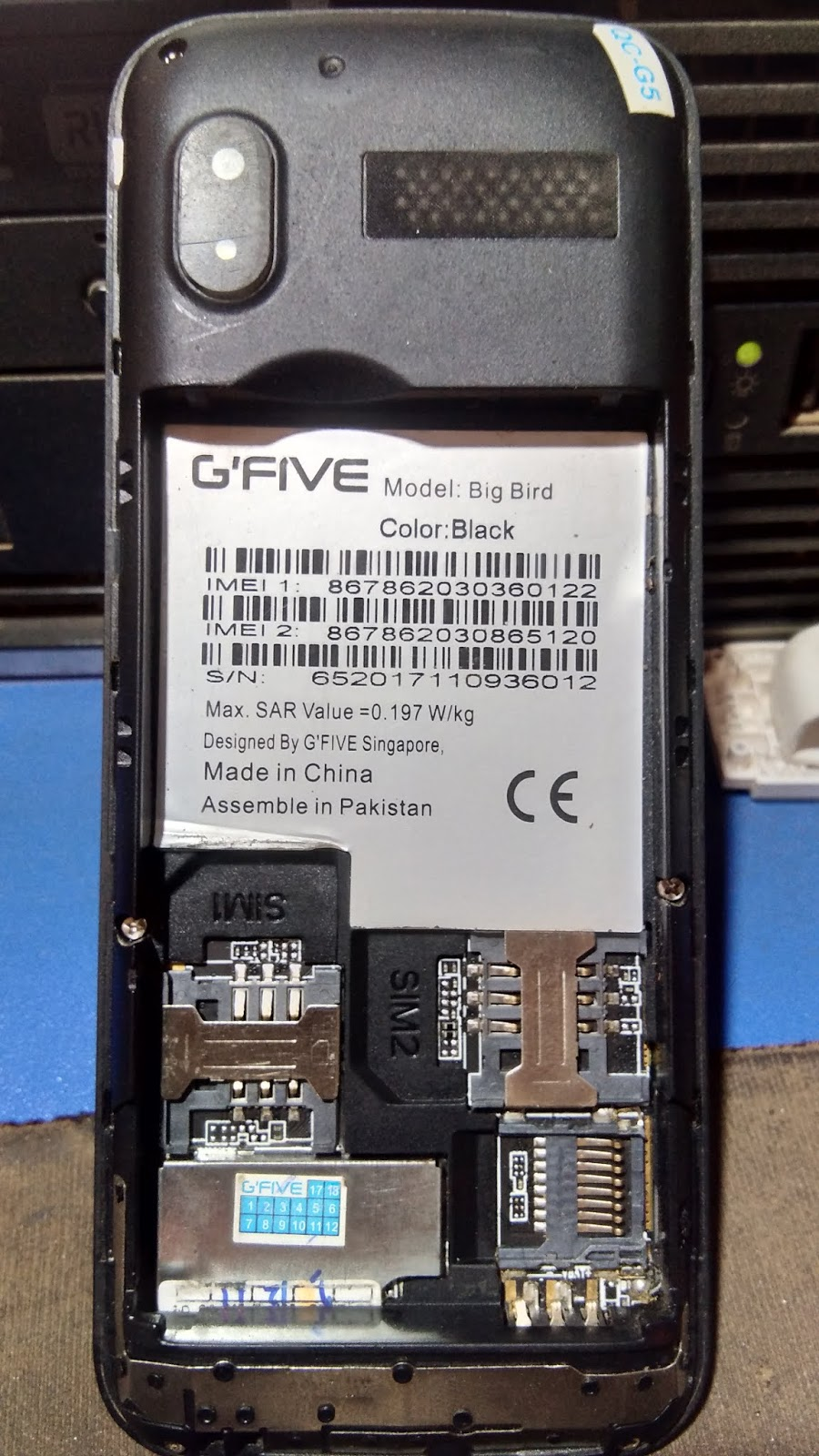 February 2019 - Gsm Jony Flash Files