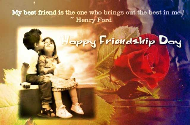 Best Friendship Day 2016 Cards