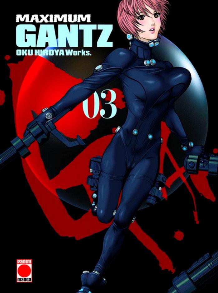 Gantz Maximum #3