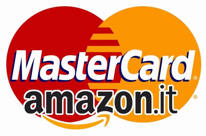 Mastercard regala 5 per amazon for Coupon libri amazon