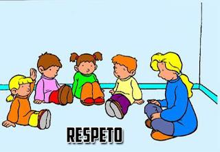 Resultado de imagen de valores respeto dibujo