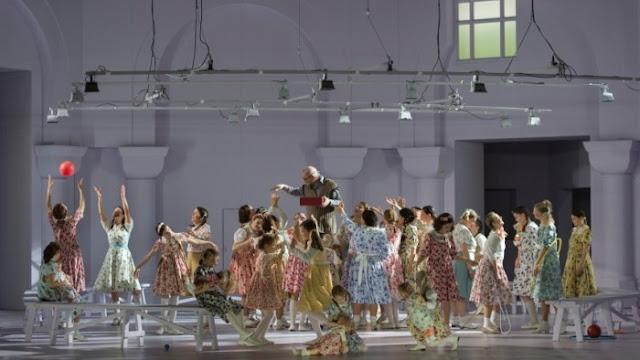 Rossini L'occasione fa il ladro - Teatro la Fenice - Venice