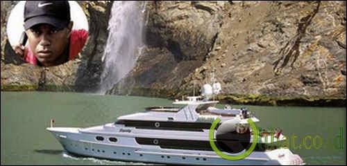 Yacht Christensen 155 - Tiger Woods