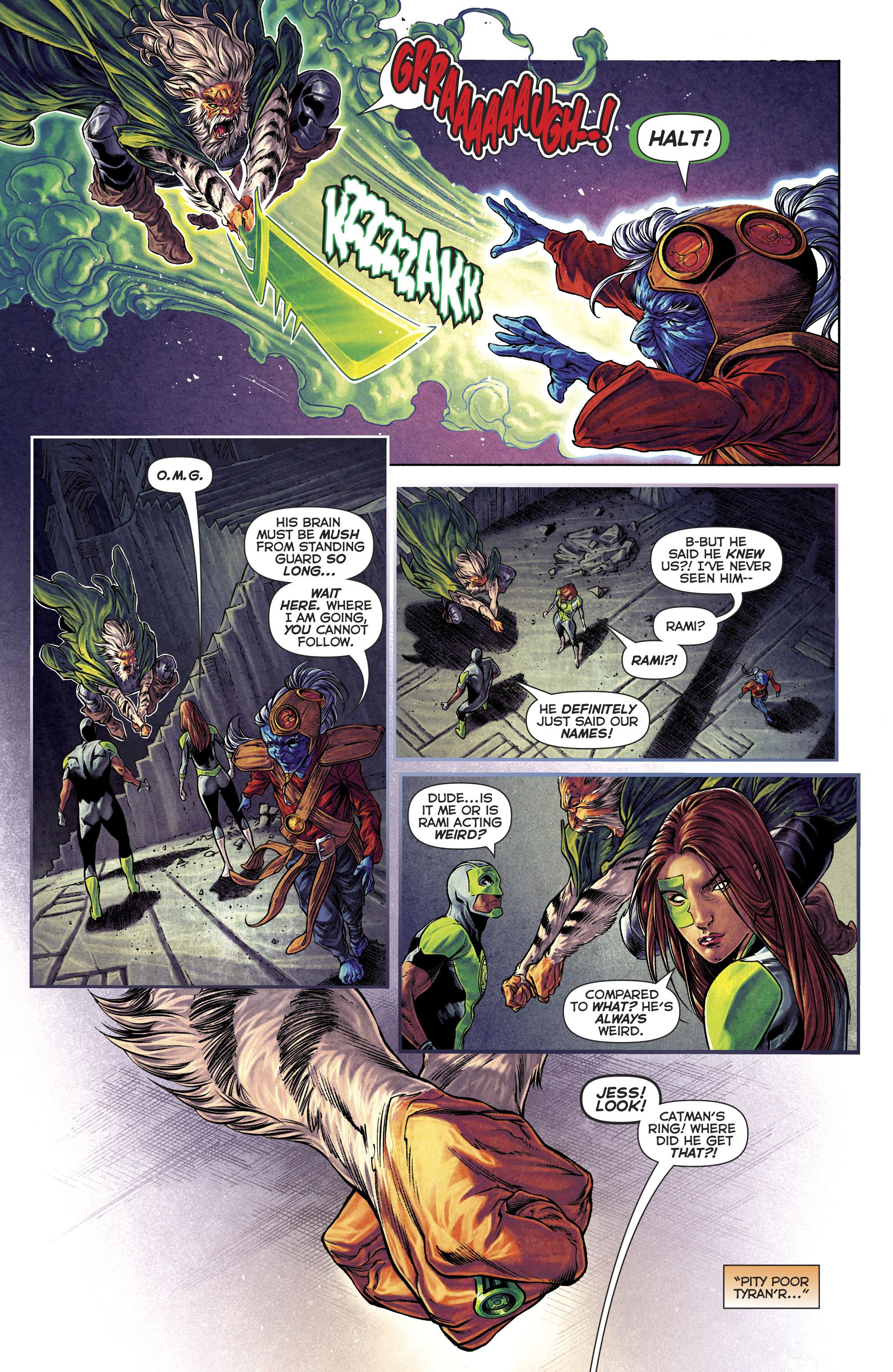 Read online Green Lanterns comic -  Issue #25 - 8