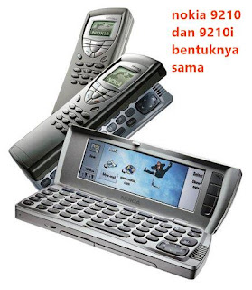 generasi ketiga hp communicator