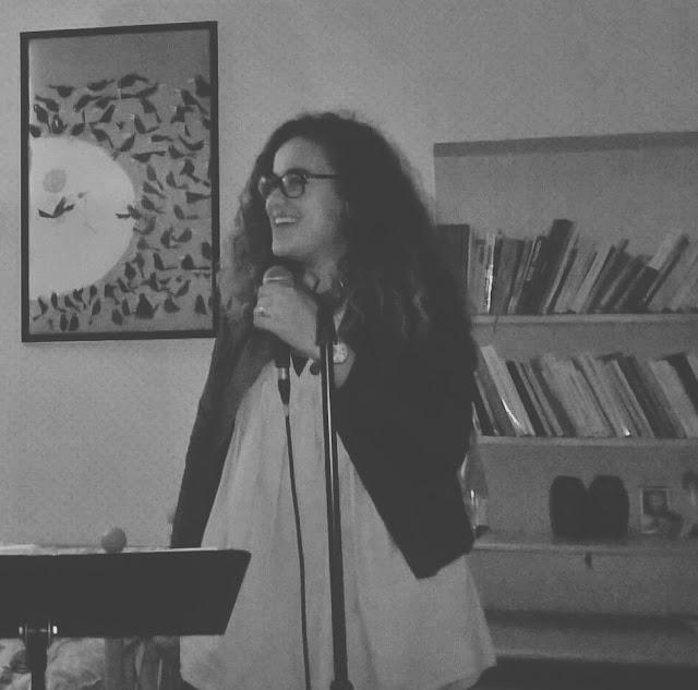 Première fois que je chantais devant des personnes