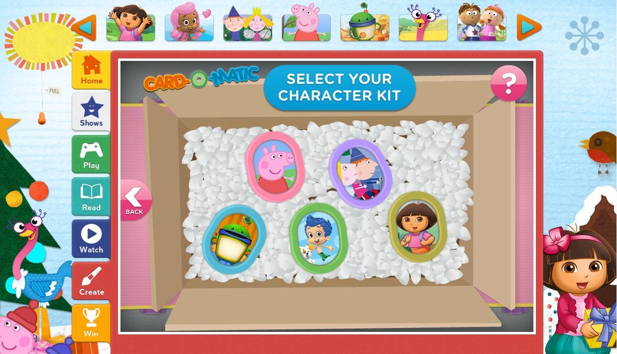 Www Nickjr Com Kids Games Peppa Pig