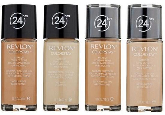 foundation Revlon untuk kulit berminyak