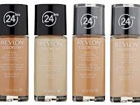 Bebas Kilap dan Minyak dengan Revlon Colorstay Foundation