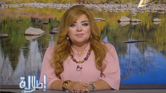 Egypt state TV orders female hosts to lose weight