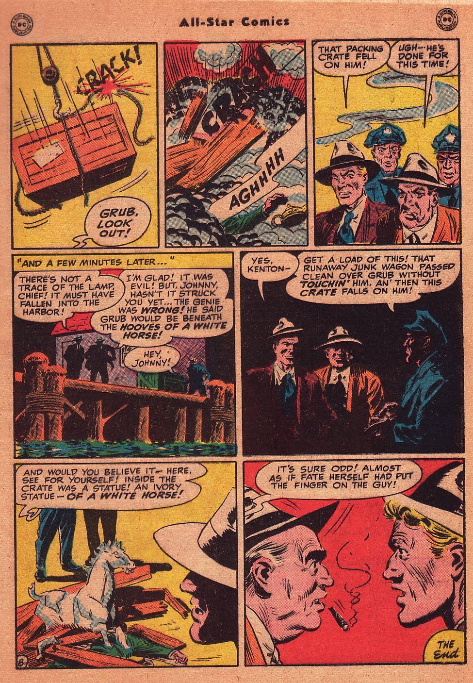 Read online All-Star Comics comic -  Issue #45 - 49