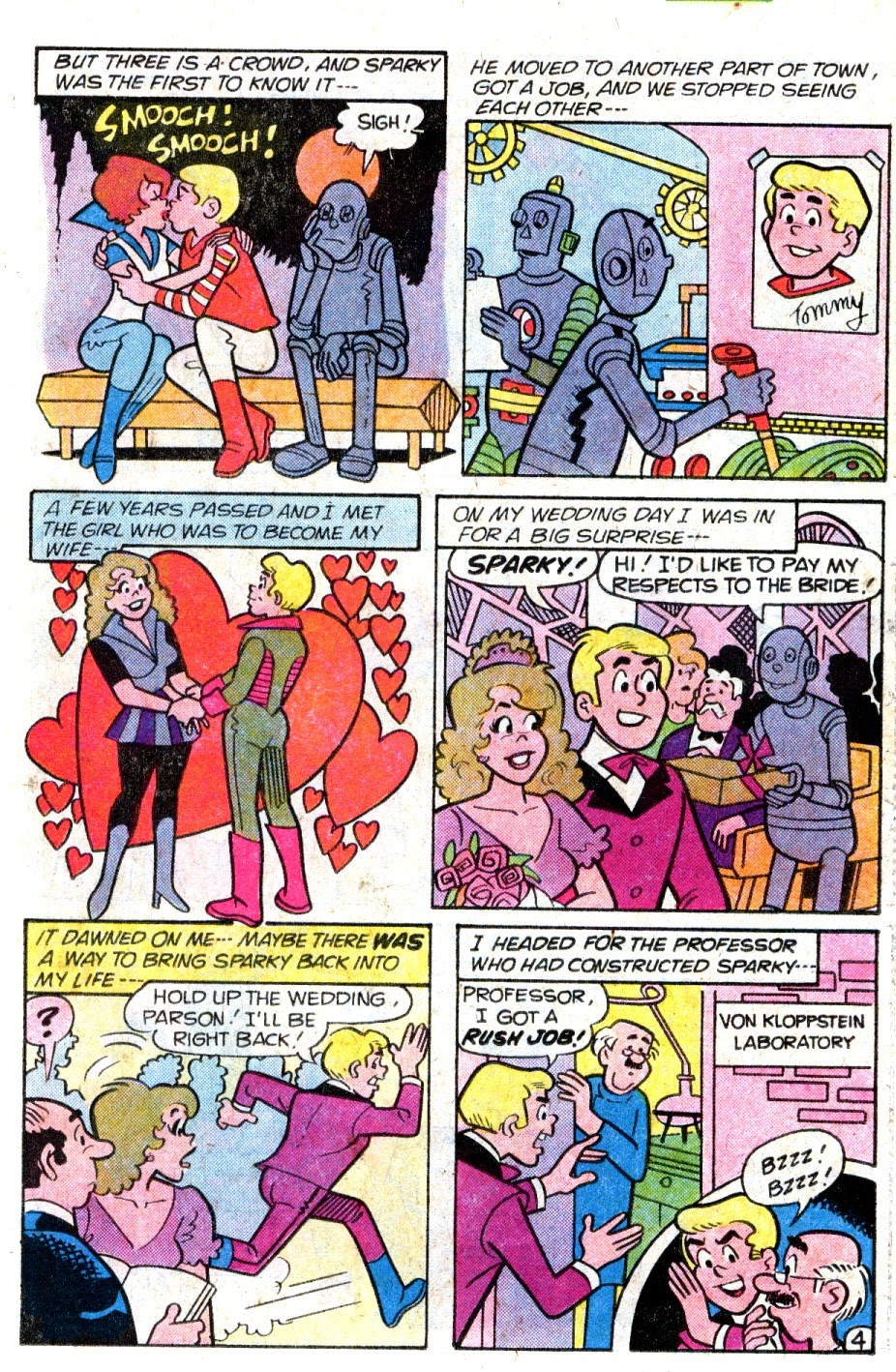 Read online Madhouse Comics comic -  Issue #119 - 23