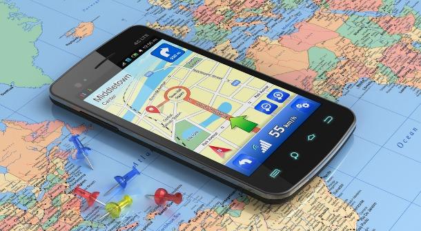 GPS no aluguel do carro em Nova York