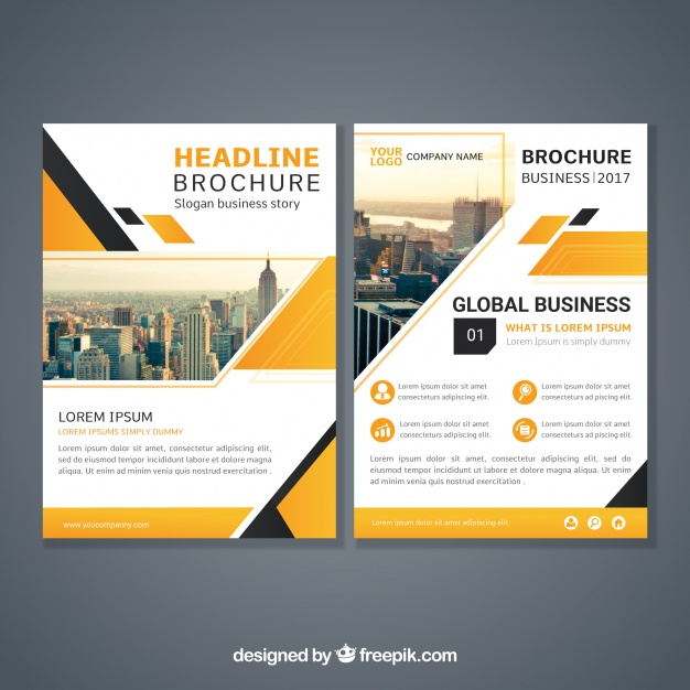 60 free brochure templates graphic design resources