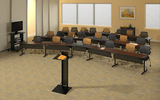 T-Mate Meeting Tables