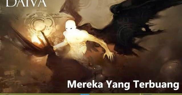 Fantasy Worlds Indonesia: Mitospedia Persia - Daiva