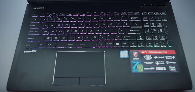 Best Gaming Laptop Under 1000 dollars