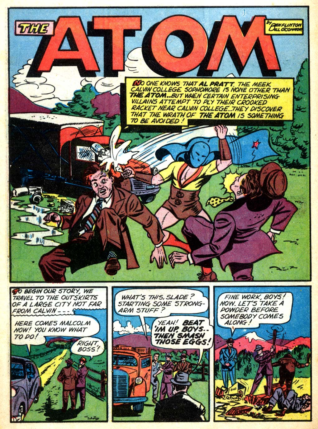 Read online All-American Comics (1939) comic -  Issue #39 - 59