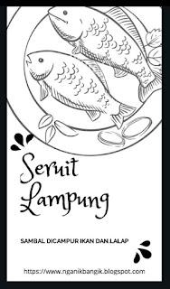 Gambar Seruit Lampung