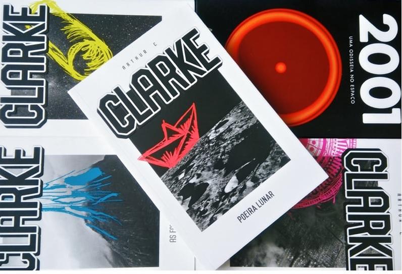 [RESENHA #543] POEIRA LUNAR - ARTHUR C. CLARKE