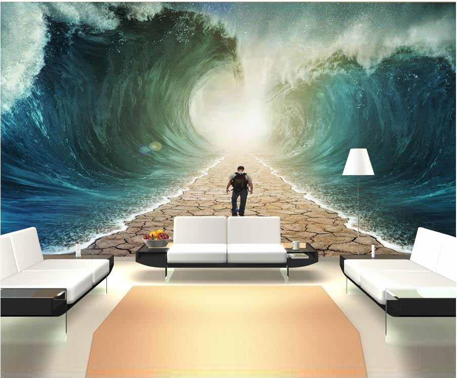 Top 3D wallpaper for living room walls - 30 images ...