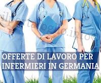 proposte di lavoro per infermieri in germania