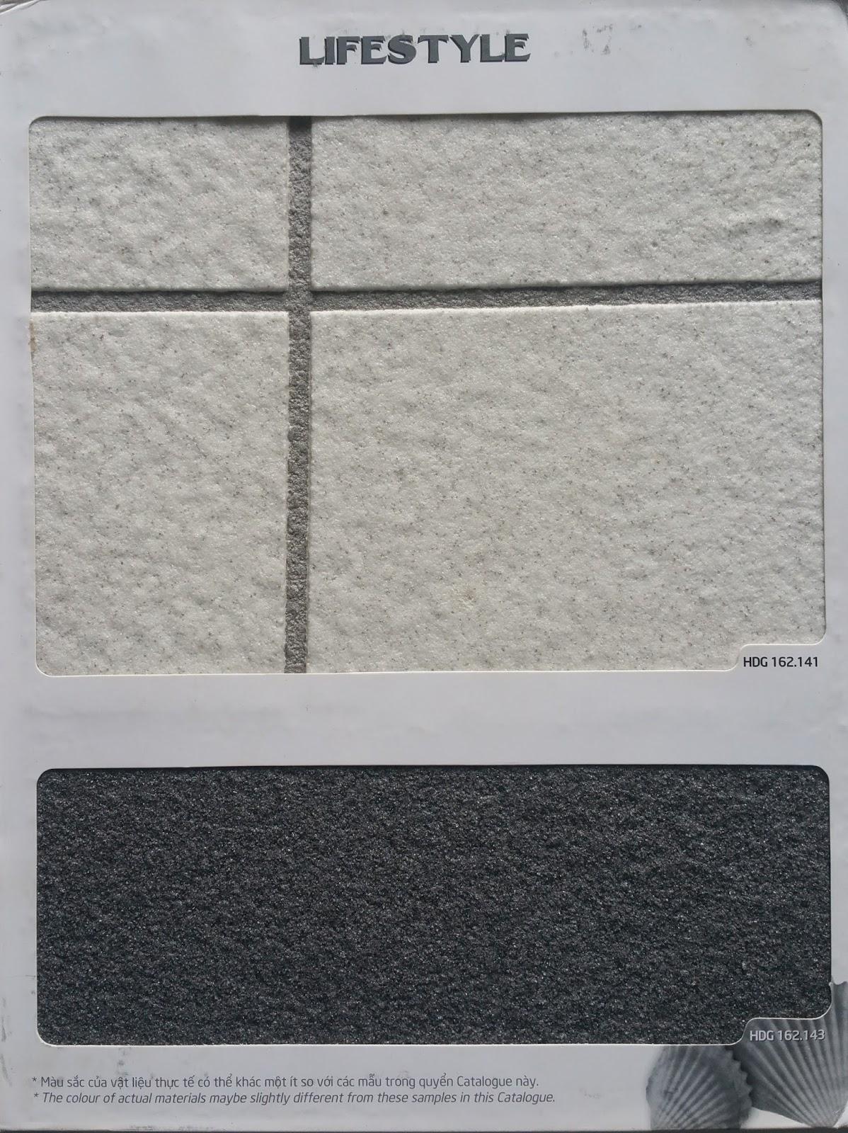 Catalogue Sơn Đá Hòa Bình 2017