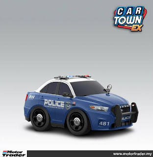 Ford Police Interceptor 2013 Fairhaven Police