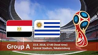 بث مباشر مشاهدة مباراة مصر واوروجواي