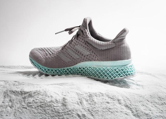 adidas oceano lixo modelo tênis