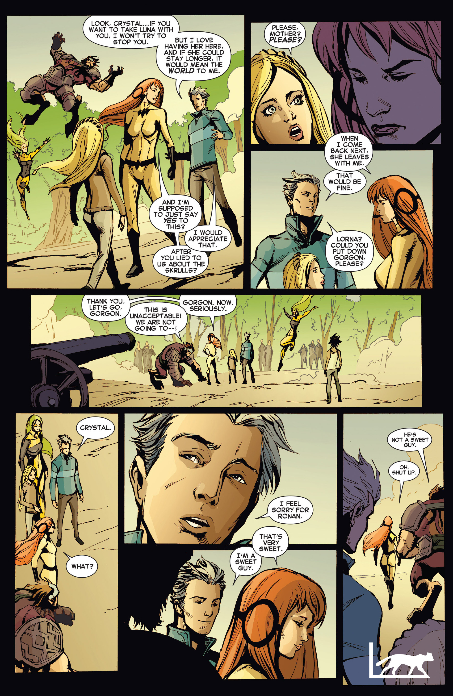 Read online All-New X-Factor comic -  Issue #13 - 22