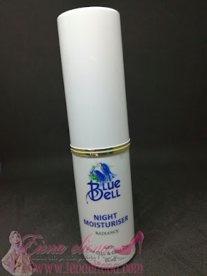Bluebell Night Moisturiser