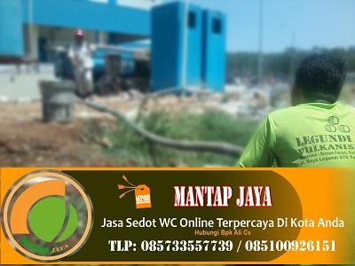 Jasa Sedot Tinja Area Nyamplungan Surabaya