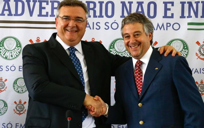 Corinthians se une ao Palmeiras! Veja o motivo.