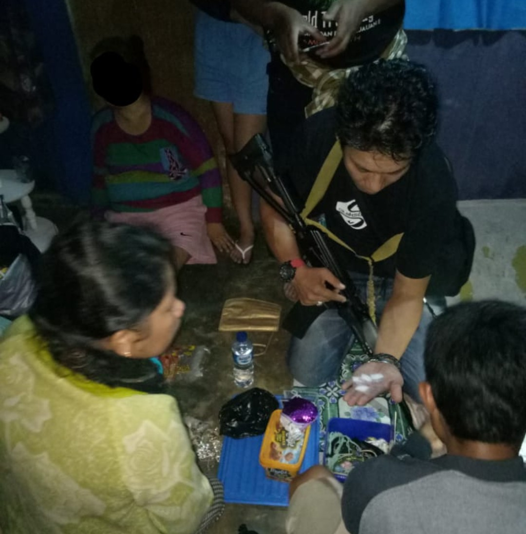 Mantan Narapidana Narkoba Kembali Beraksi di Rantepao, BNN Geledah Rumah Tersangka
