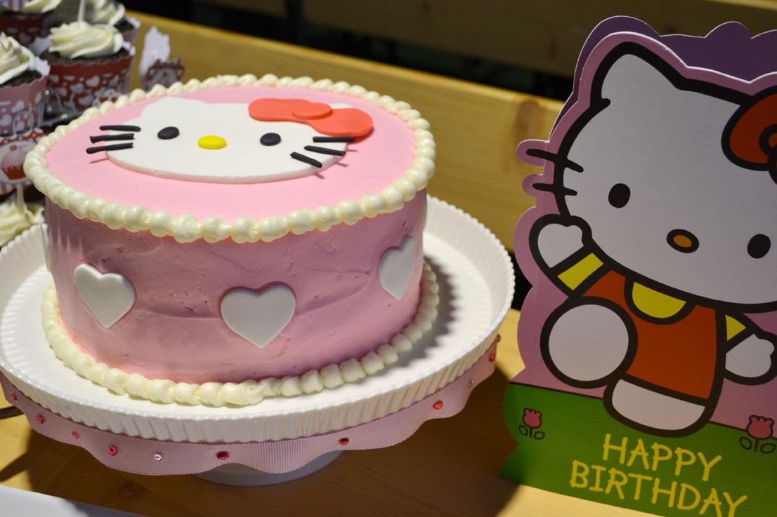 Sunny By Design Mara S Hello Kitty Inspired 4th Birthday