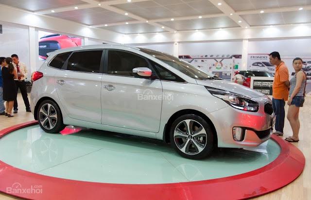 Đánh giá xe Kia Rondo 2018 : Thiết kế, Vận hành, An toàn và giá bán xe