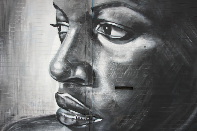 street-art-londres-femme-noire