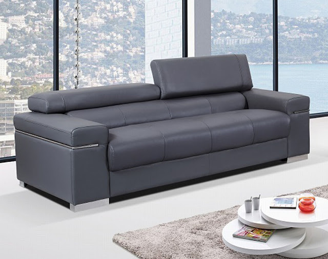 contemporary leather furniture
