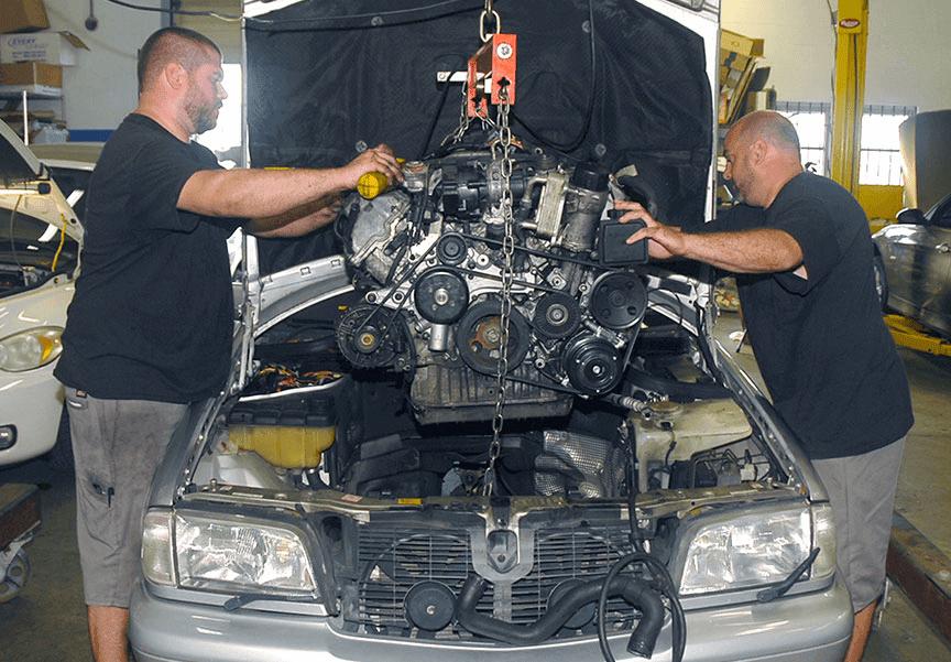 Pengertian Overhaul Mesin Diesel Dan Cara Pengerjaanya