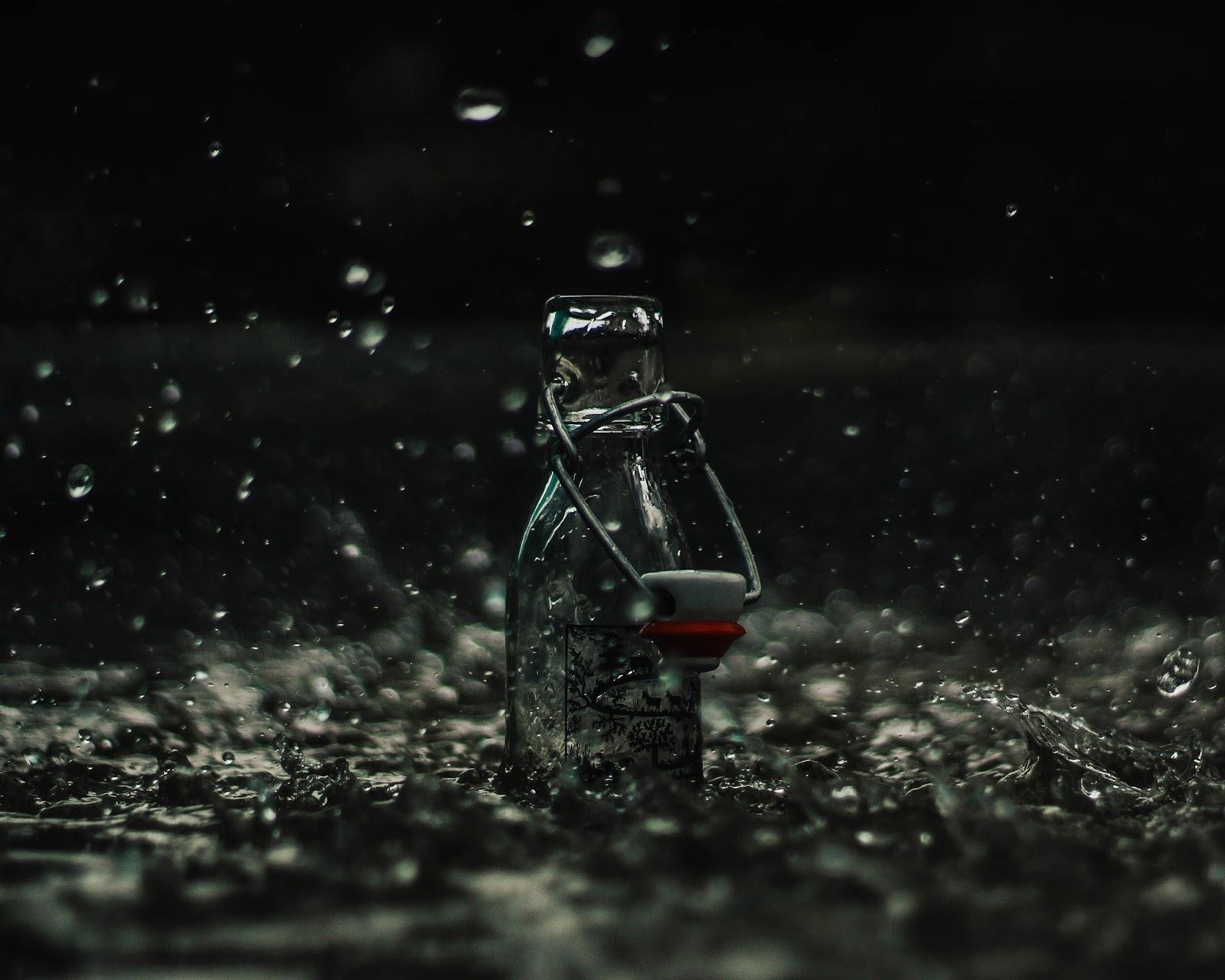 Nigdy więcej nie napijesz się wody...