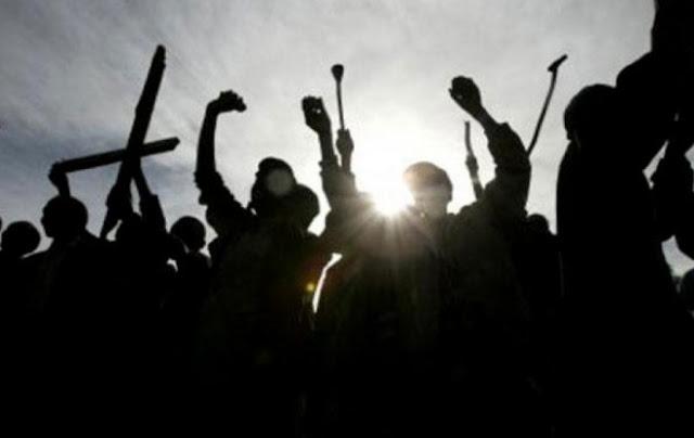 Waduh,,, Lebaran, Dua Desa di Kerinci Bentrok Lagi
