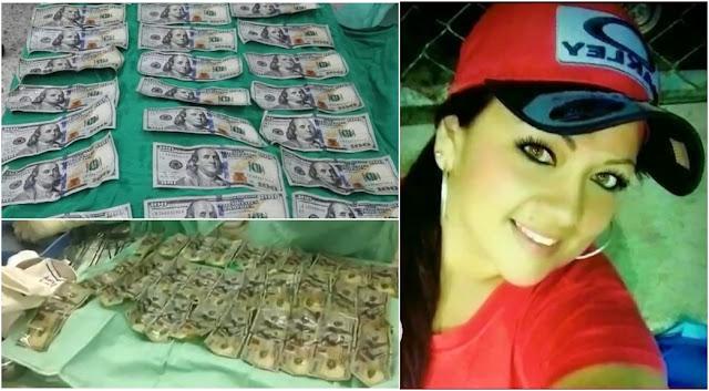 sumi curang wanita makan duit, women swallowed money, cheat husband consiquences, eat money