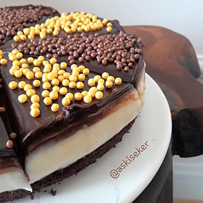 kremalı mozaik pasta tarifi Nasıl yapılır kolay lezzetli videolu nefis tatlı yemek tarifleri