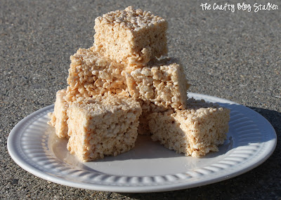 The Perfect Rice Crispy Treat