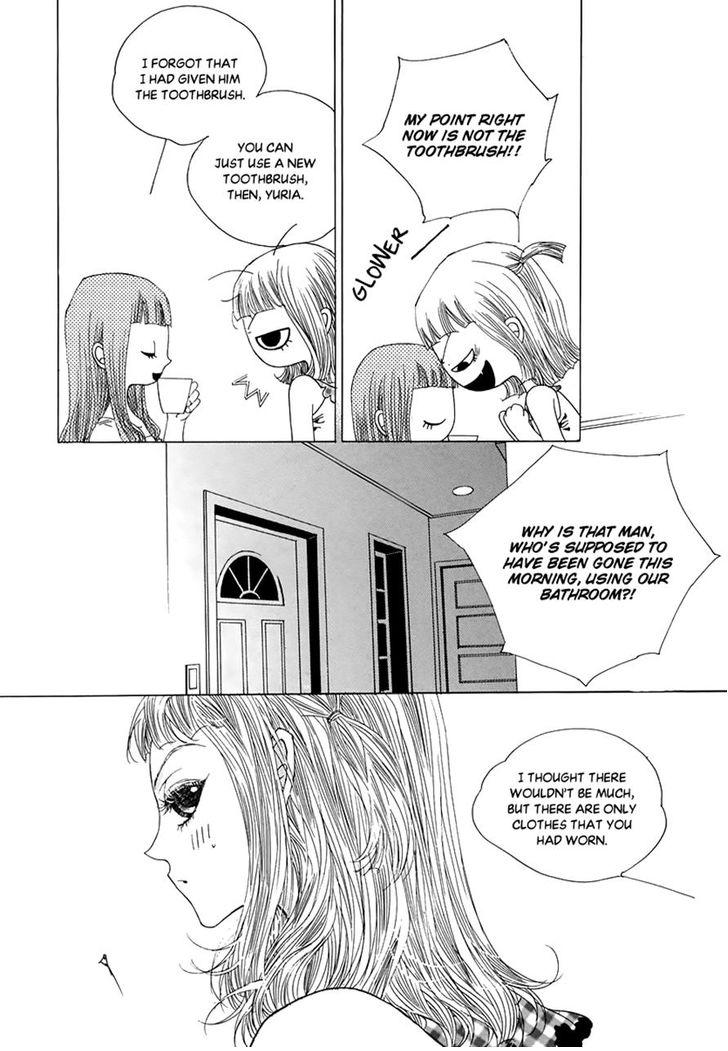 Blue Bird (LEE So Young) - Chapter 4
