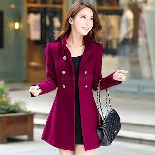 Korean Winter Parka - Ethereallyme Fashion Online