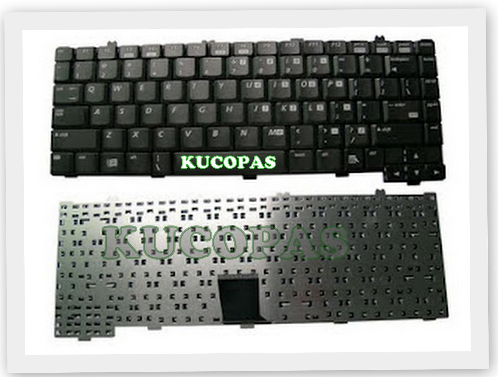 Cara Memperbaiki Keyboard Notebook Atau Laptop Yang Error Kucopas