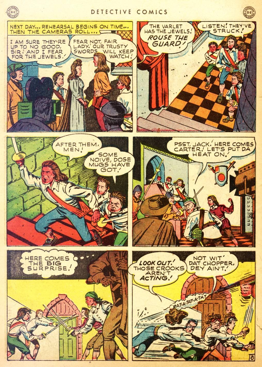 Detective Comics (1937) 124 Page 43